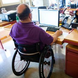 Immagine per la news Disbile licenziato con l'ok della commissione medica