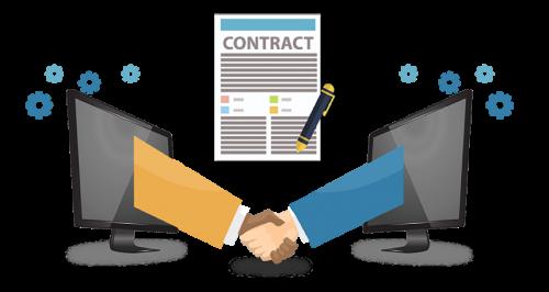 Immagine per la news Smart Contract e Blockchain. Di cosa si tratta?